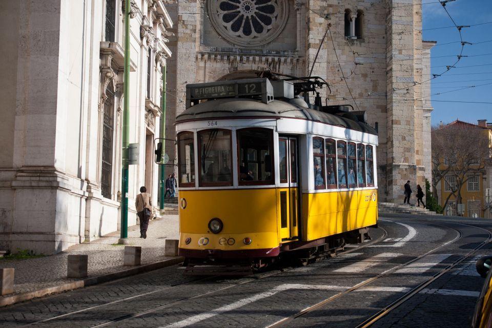 Best 24 hours in Lisbon Lisbon tram, Lisbon, Top 10