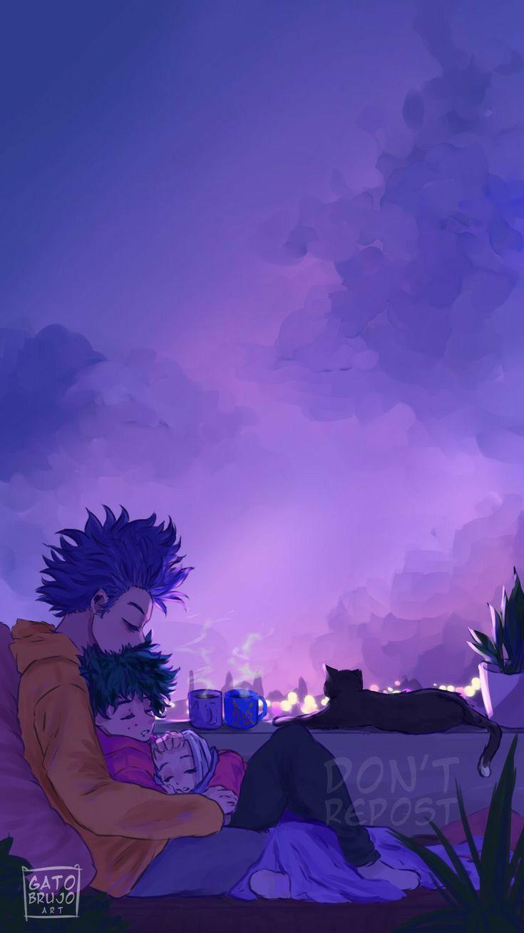 Bnha chats (dekubowl☆)