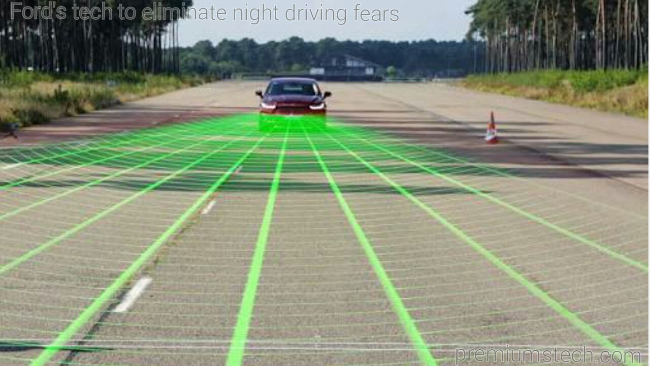 New Ford technology will eliminate hitting pedestrians and