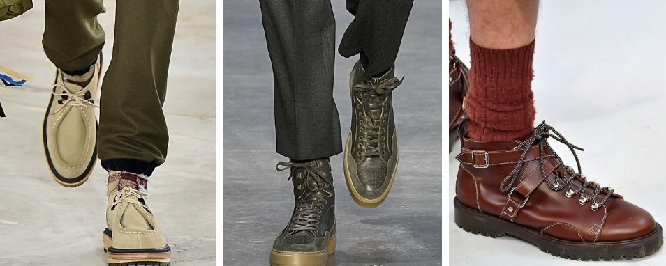 Mens Shoes 2020 Trends.Men S Trend Direction Fall Winter 2019 2020 Kindred Ubm