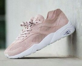 basket puma rose pale