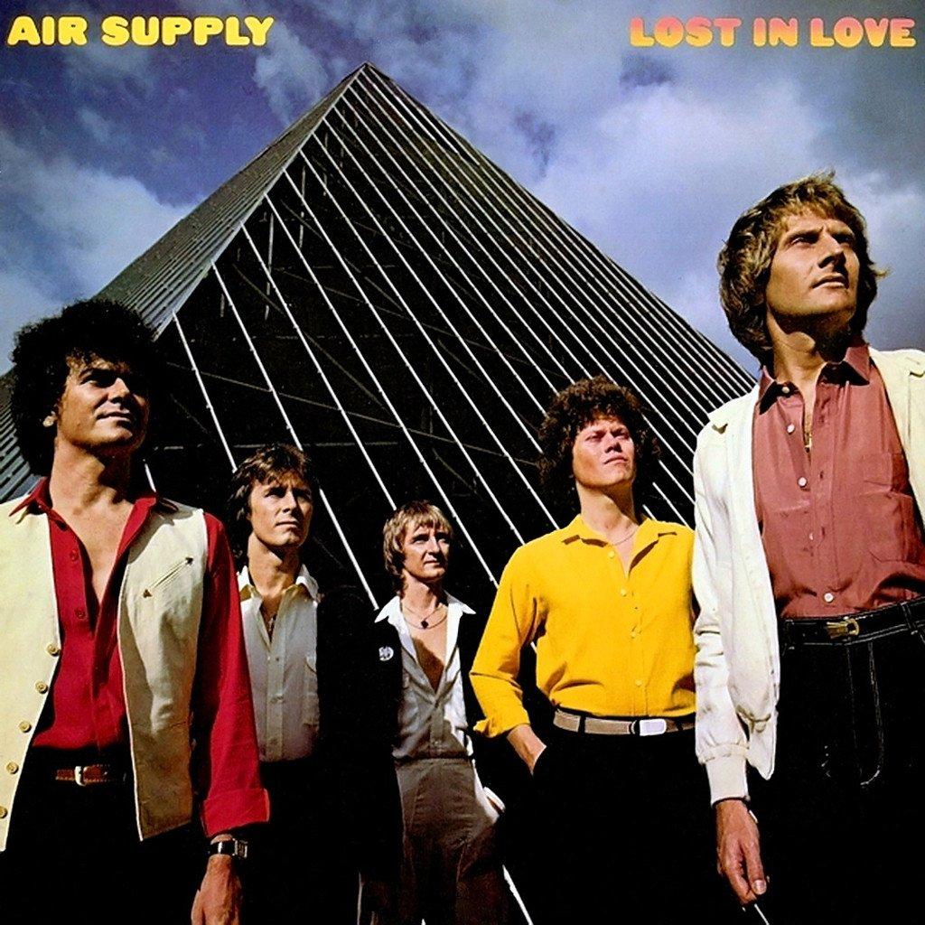 Air Supply Lost In Love Vinyl Lp Air Supply Lost Love