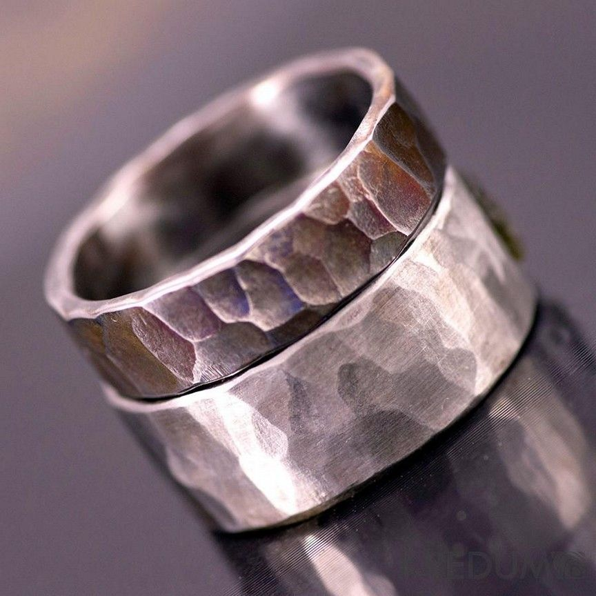 Best Stainless Steel Wedding Rings Style