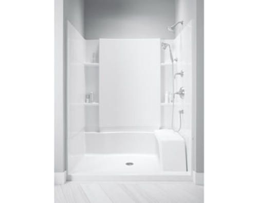 sterling accord seated shower module at