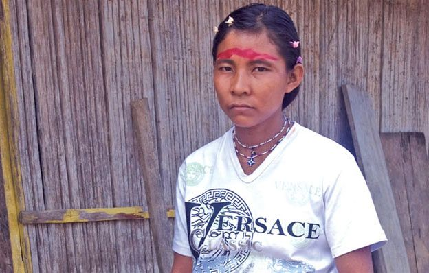 Indians in Brazilian Amazonia