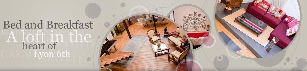 Chambres D Hotes Dans Un Loft Au Coeur De Lyon 6eme Bed And Breakfast Lyon Hotel