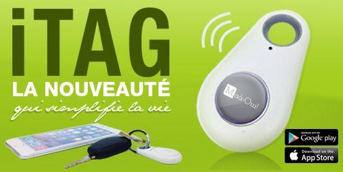 Un Porteclé Traceur En Bluetooth ITAG Pinterest - Porte clé traceur
