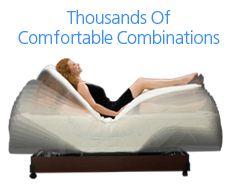 Adjustable Bed System Full Body Wave Massage And Heat Control Adjustable Beds Bed Adjustable