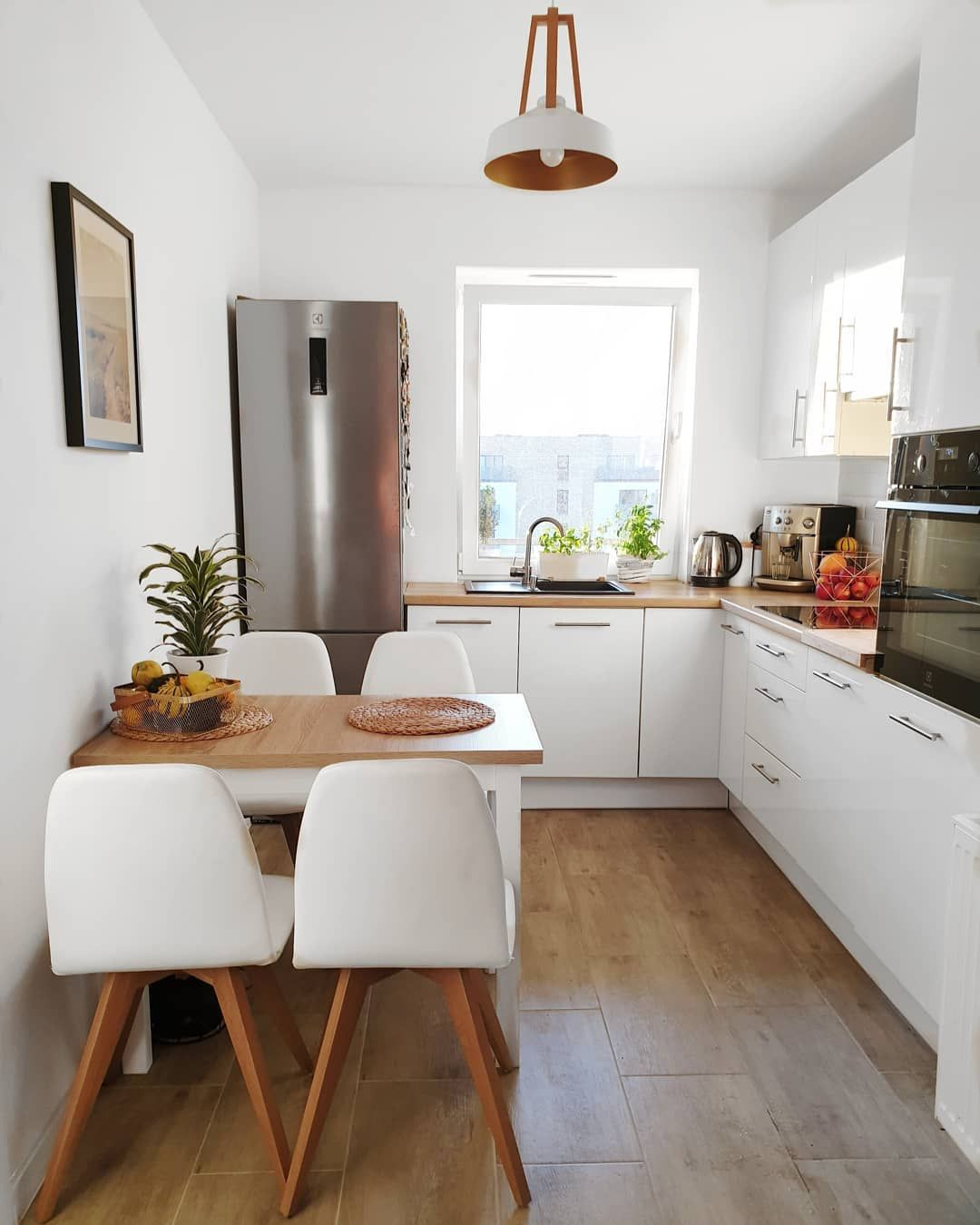 17 tips tricks for small space living extra space storage in 2020 small apartment on kitchen organization for small spaces id=66687