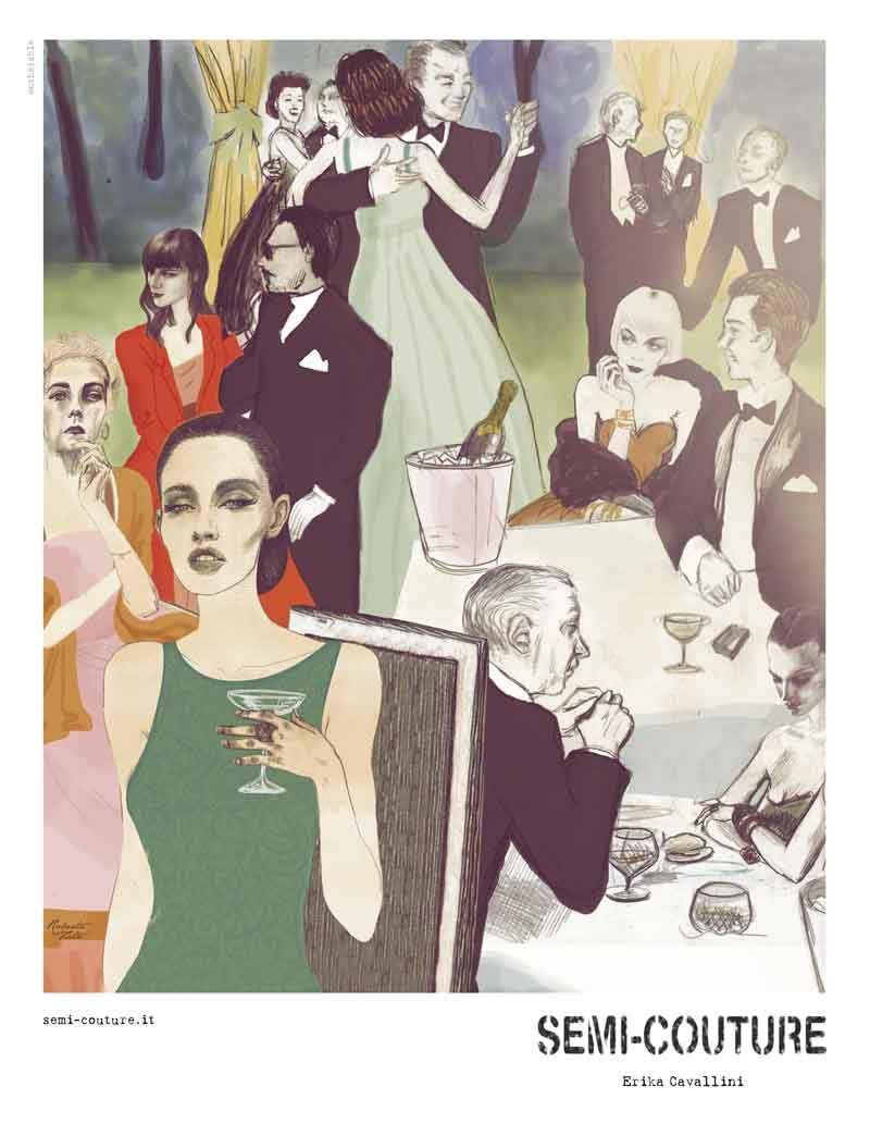 Roberta Zeta Fashion & Editorial Illustrations