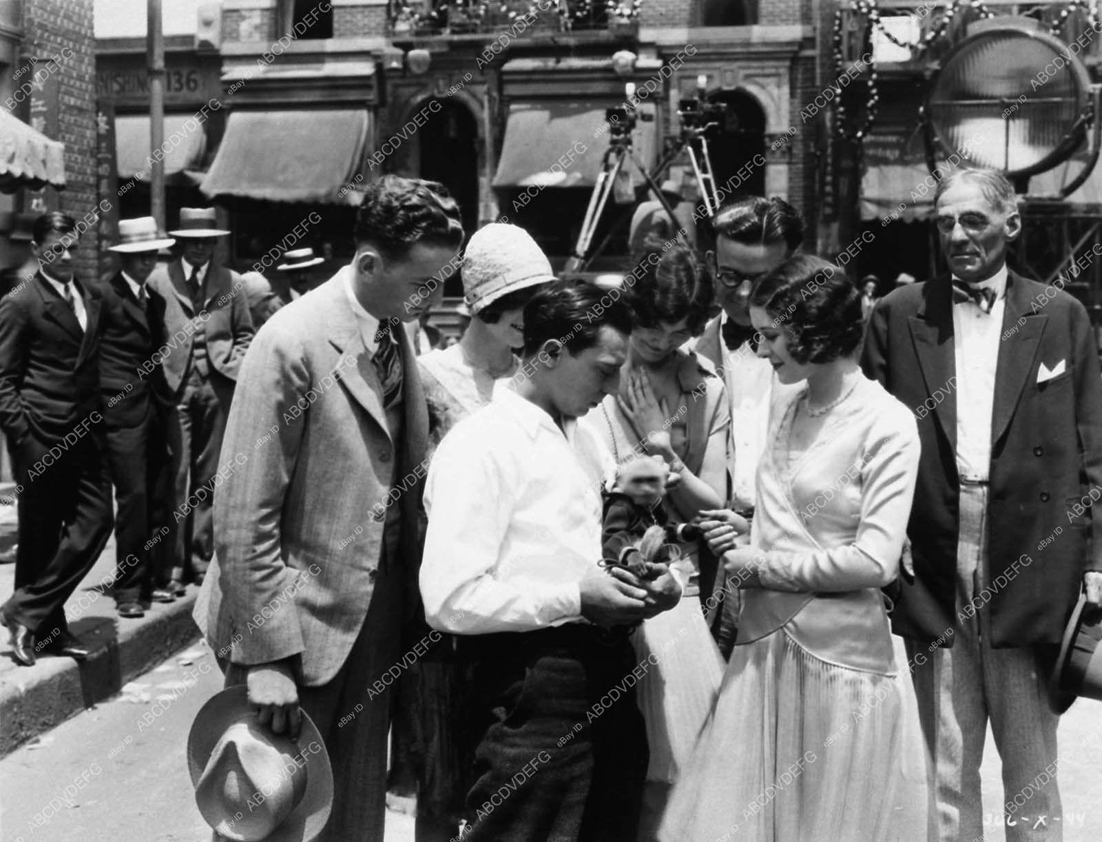 Pic Buster Keaton Film The Cameraman 919 14 Ebay Photo Black And White Movie Film