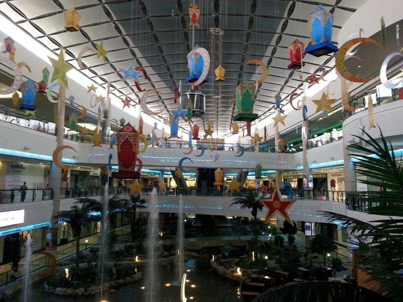 Riyadh Gallery mall decorated for Ramadan | Saudi Arabia | Eid