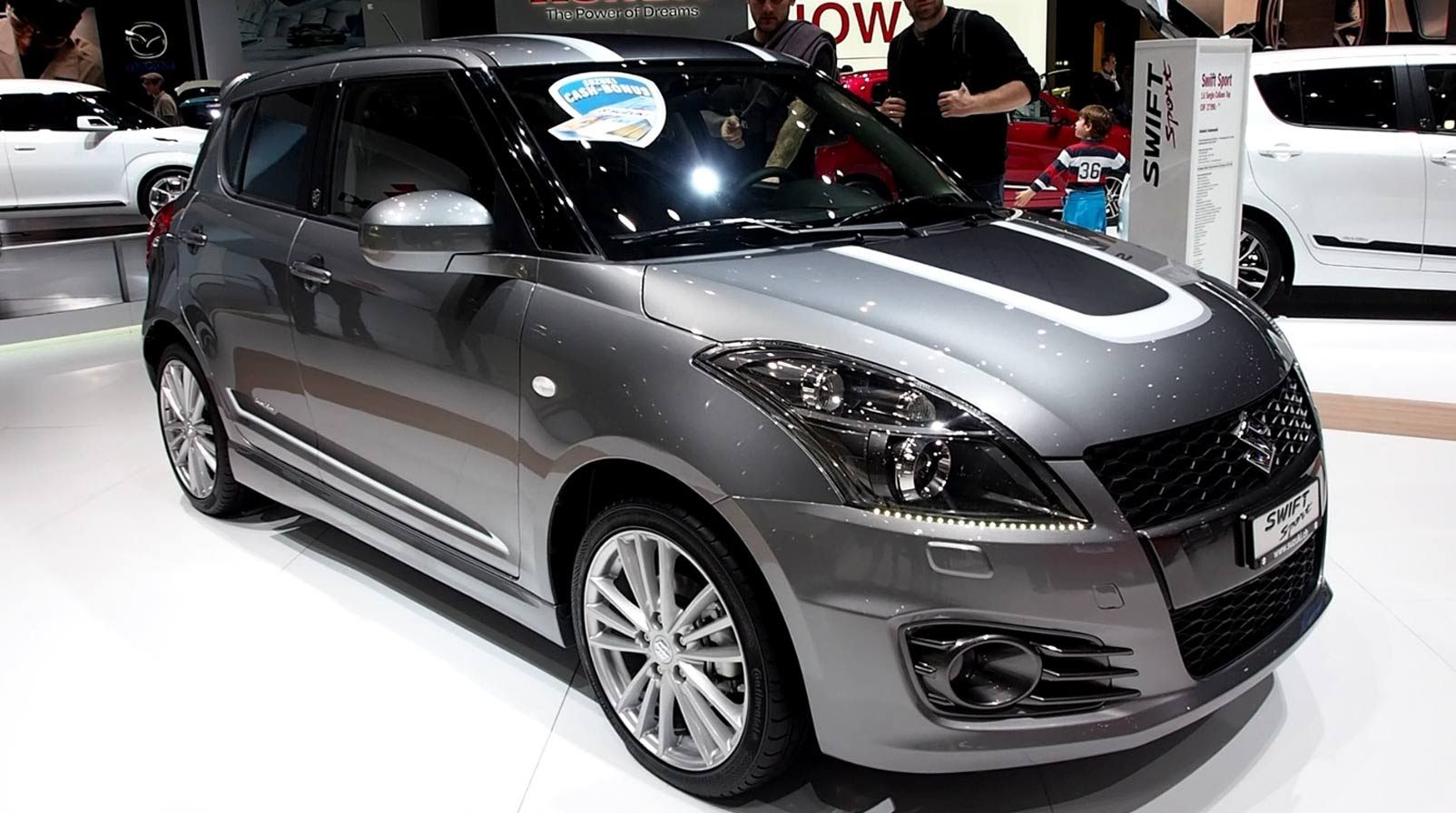 Suzuki swift sport 2013 pictures to pin on pinterest - 2015 Suzuki Swift Sport 1 6 Sergio Cellano Top Exterior And Interior W