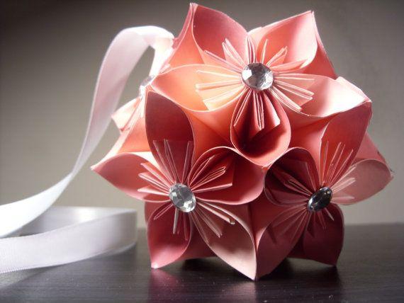 Freaking Gorgeous Origami Flowers Origami Pinterest Origami