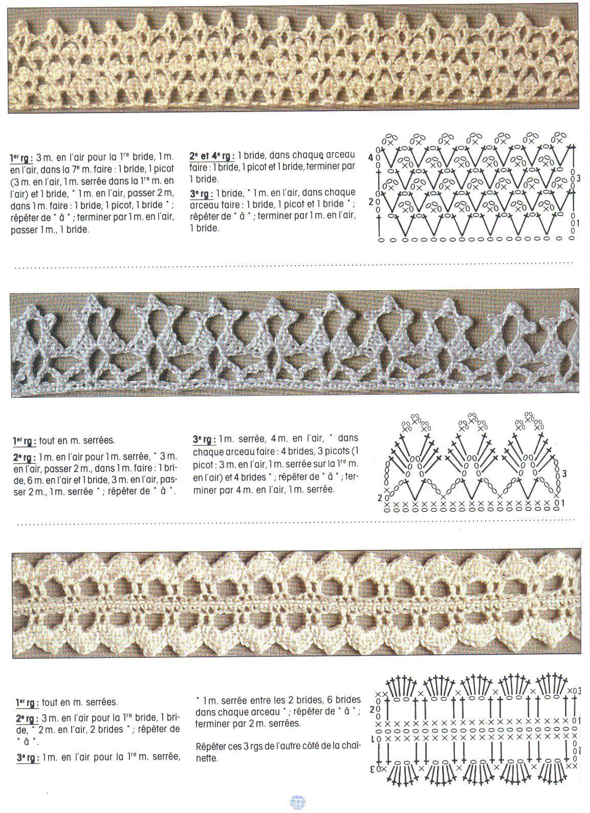 imgbox - fast, simple image host | Crochet. | Pinterest | Ganchillo ...