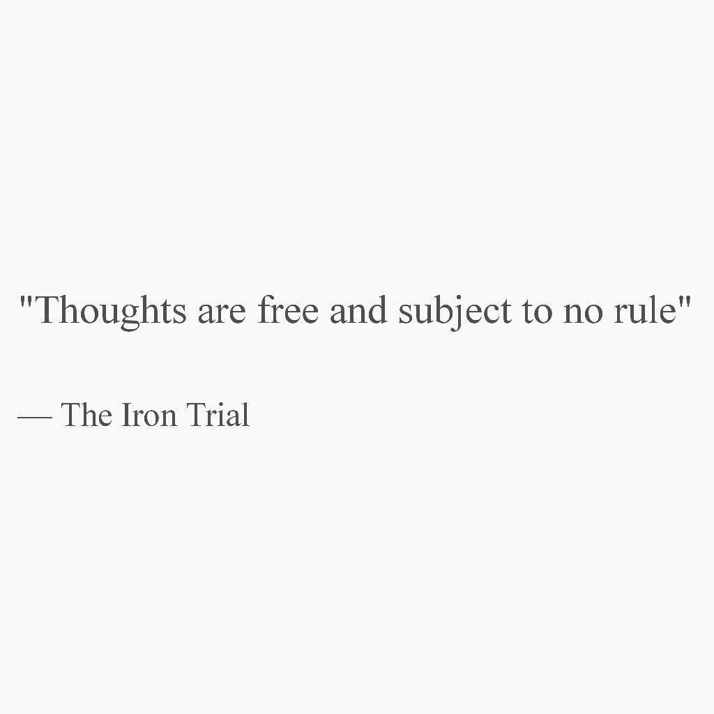 Magisterium The Iron Trial