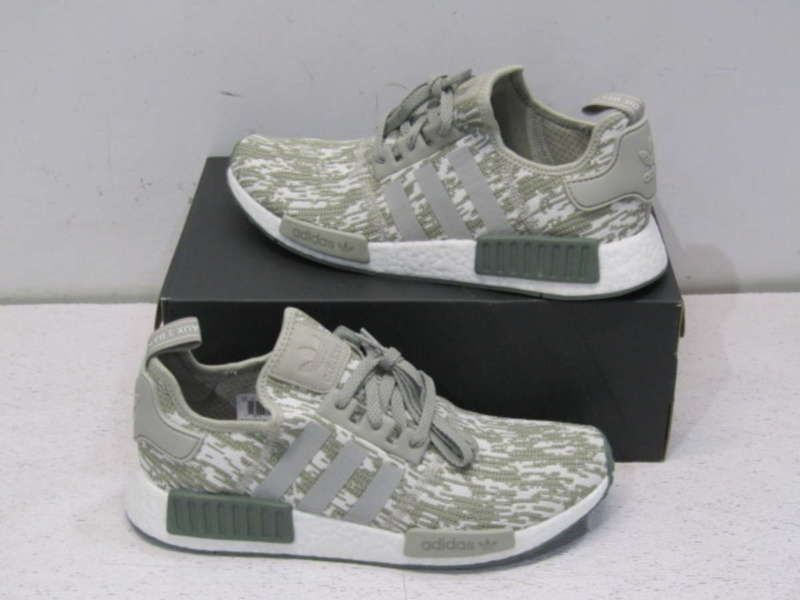 798b202fc3577 Details about Adidas Originals NMD R1 Boost Mens Sz 9 Duck Camo ...