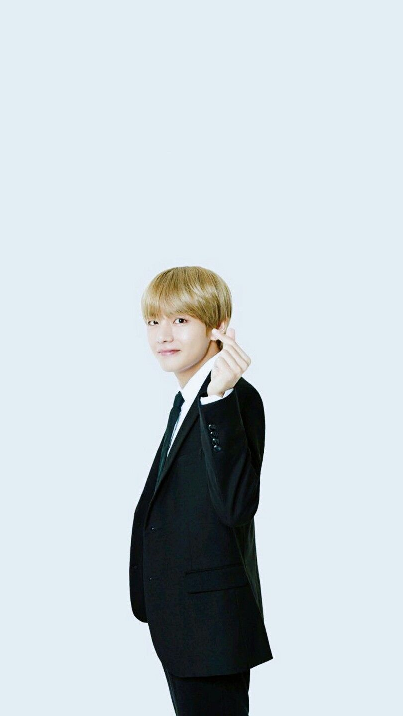Bts V Wallpaper Lotte Duty Free Magazine January 2018