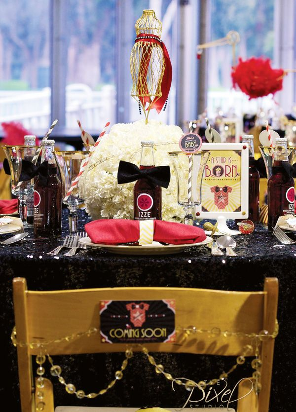 Awesome Hollywood Baby Shower Theme Part - 4: Our Favorite Non-profit, Operation Shower, Does Amazing Things For Military  Families. And They REALLY Know How To Throw A Fabulous Baby Shower!