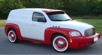 Hhr Ice Cream Truck Chevy Hhr Custom Cars Paint Cute Cars