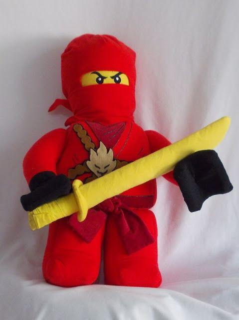 Ninja Toys For Girls : Ninjago plush doll dolls pinterest