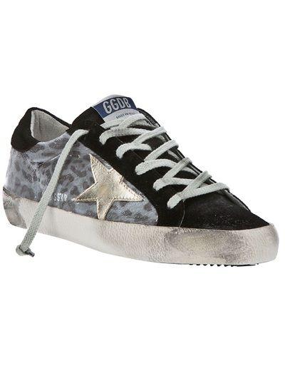 cc25da23f28ee Golden Goose Leopard Print Sneaker - Luuks - farfetch.com  380