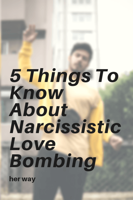 5 Things To Know About Narcissistic Love Bombing