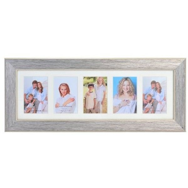Melannco Five Opening Plastic Portrait Collage ($30) ❤ liked on ...