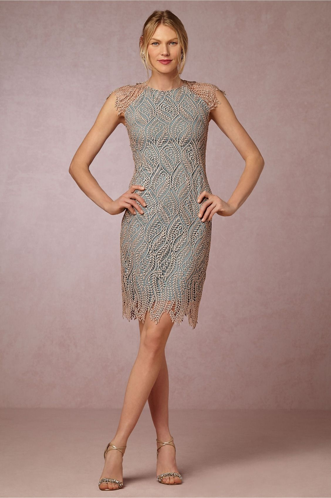winter celebration ready | Pierre Dress from BHLDN | Special ...