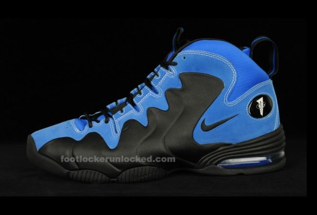a1309a6cbe7 Nike Air Penny 3 HOH Exclusive