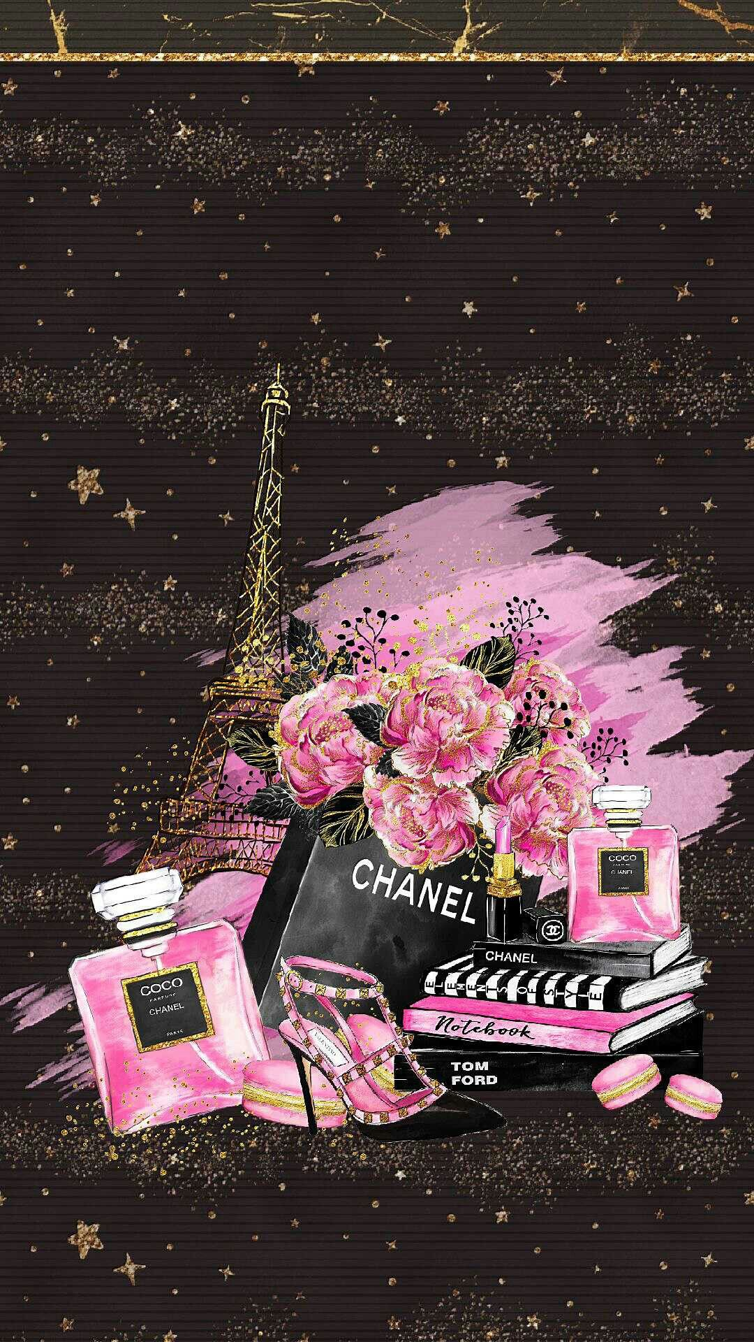 Pin by Angelmom4 M.Marine on Cute Wallz in 2020 Chanel