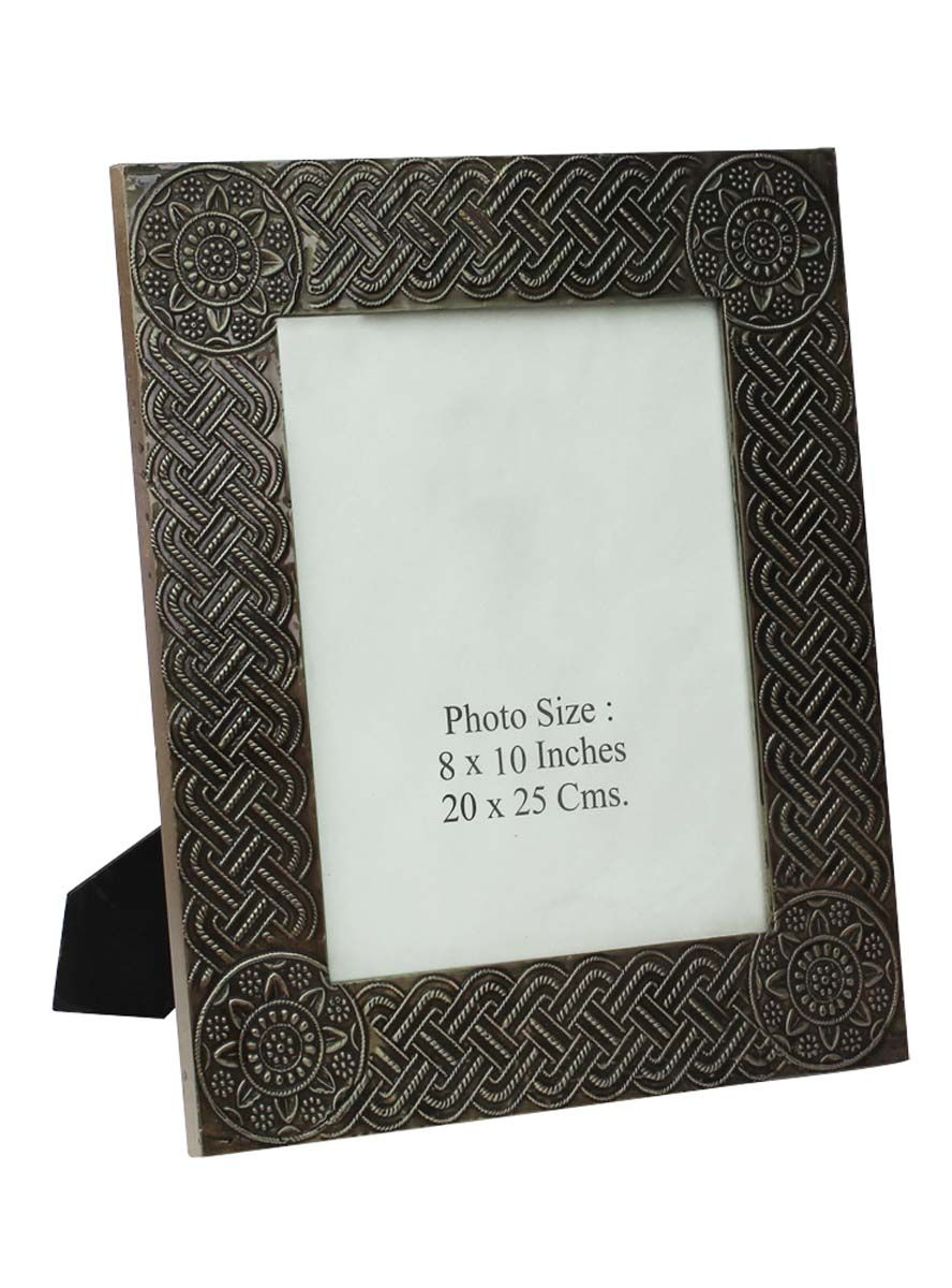 Bulk Wholesale Handmade 8x10 Silver Photo-Frame / Picture Holder in ...