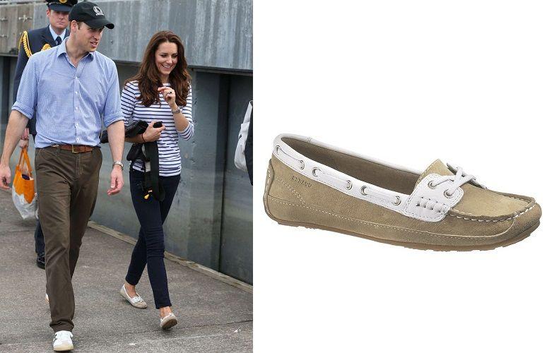 39714753ff5e Duchess-of-Cambridge-Sebago-Bala-boat shoes