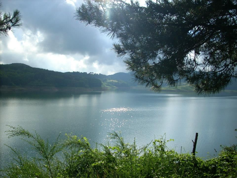 Il Lago Ampollino, Villaggio Mancuso [Foto a cura di Maria