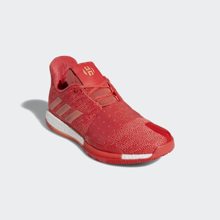Aideadis Mens Basketball Shoes Harden Vol 3 Sneakers Purple Black red