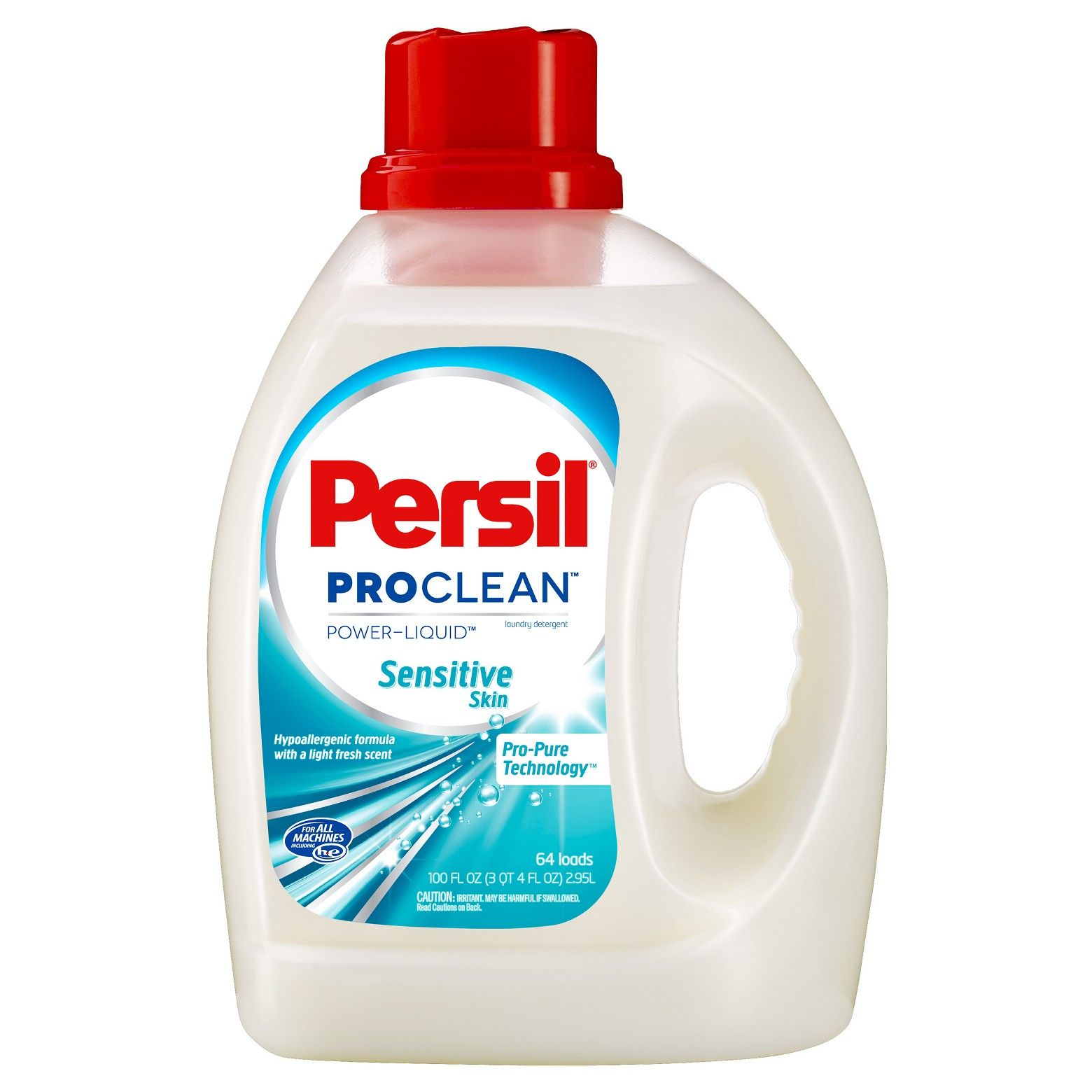 Experience A Premium Clean With Persil Proclean Power Liquid