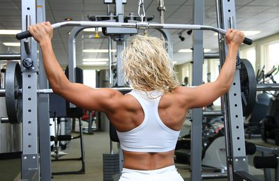 workout 101 line of pull for lats  fat burning tips workout