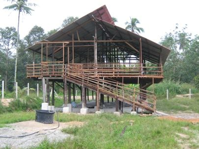 Goatvet Likes This Elevated Goat House In Malaysia Goat