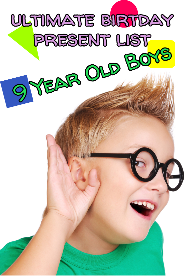 Find The Top Toys For 9 Year Old Boys HERE Its Not Your Average Gift List