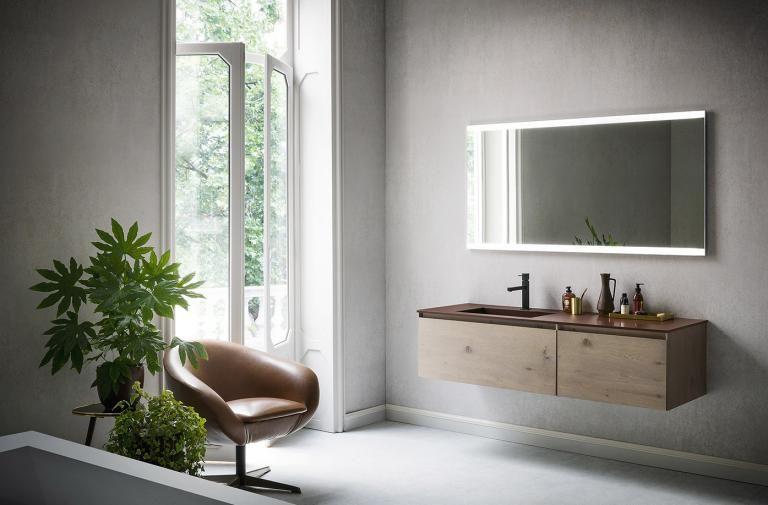 Bagni mobile bagno mobili in appoggio o appesi specchio