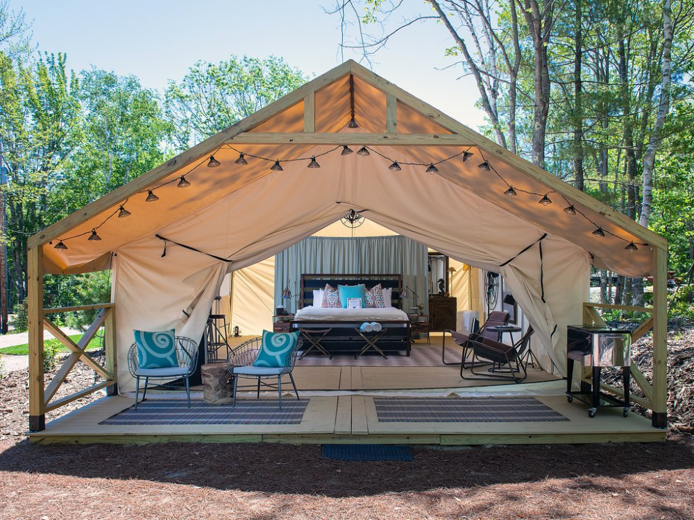 SANDY PINES CAMPGROUND - Reviews (Kennebunkport, Maine ...