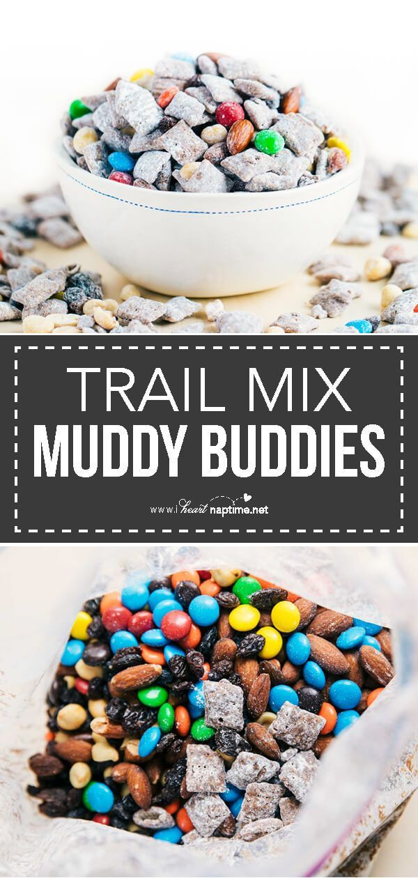 Trail Mix Muddy Buddy