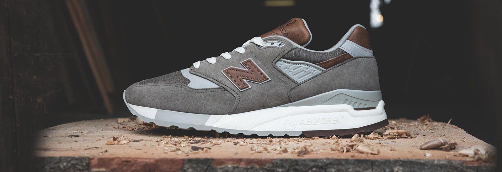 new balance 998 grey hombre