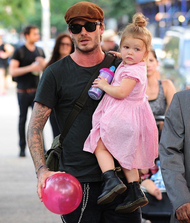 28 times Harper was the cutest Beckham