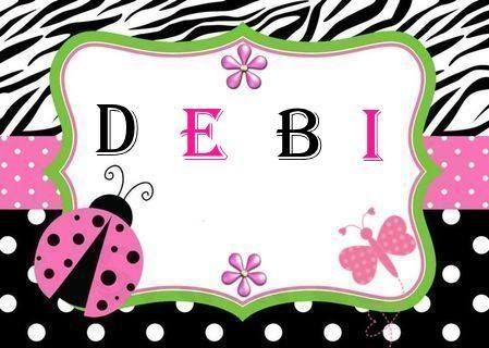 D E B I