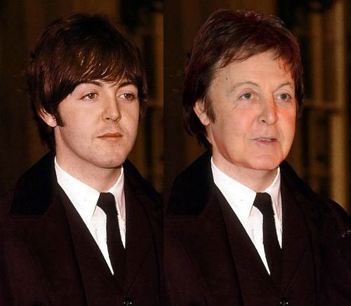 Dnload Georgeous The Beatles: Paul McCartney Now And Then // Still Gorgeous