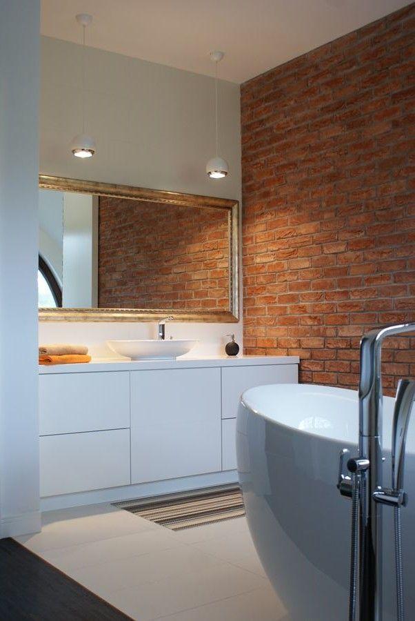 Styl Industrialny W łazience Inspiracja Homesquare