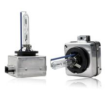 Safego HID Xenon Conversion Kit H7 6000K Diamond White 55W HID Bulbs Car Headlight Lights Two Slim Digital HID Ballast