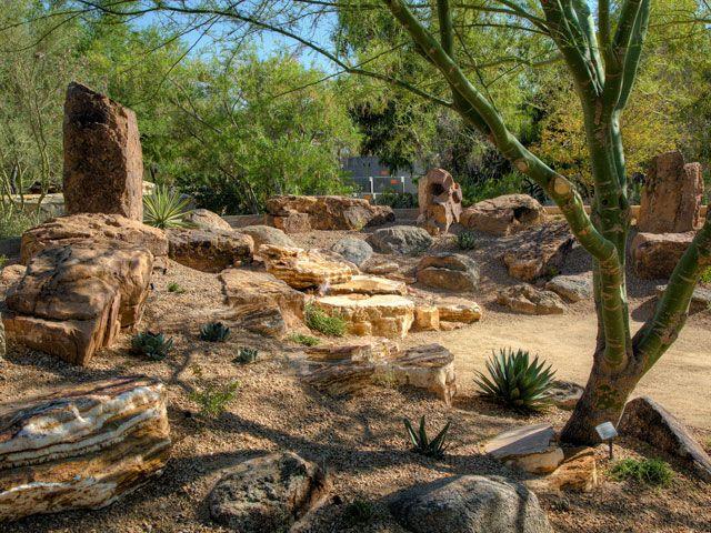 Desert Rock Gardens Google Search Desert Landscaping