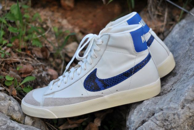 Nike Blazer Vintage 77 Snake Skin this model I once had in the 80's
